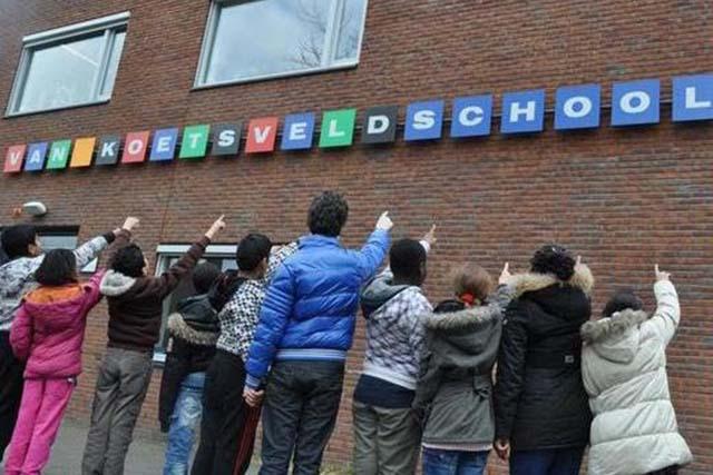 Afbeeldingsresultaat voor van Koetsveldschool